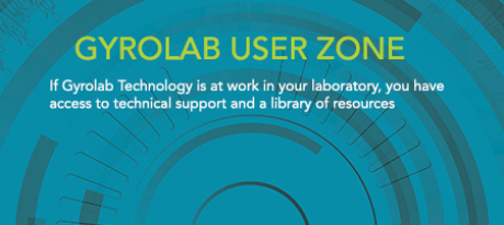 Gyrolab User Zone