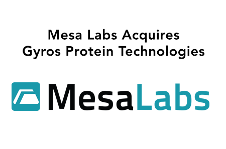 Mesa Labs Acquires Gyros Protein Technologies